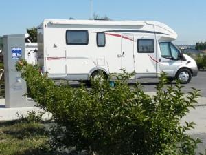 6 aires pour accueillir les camping-cars
