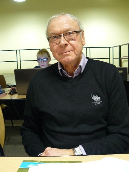 Alain Asmant Conseiller communautaire Maire de Putot-en-Auge