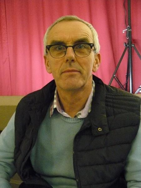 Antoine Grieu 8ème vice-président en charge de la gestion des déchets et des déchetteries. Maire d'Auberville