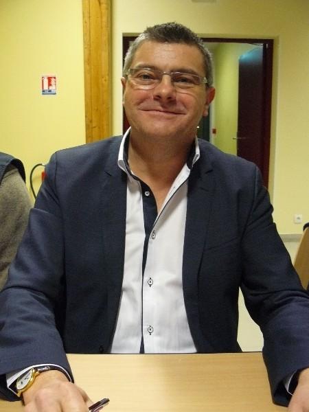 Bernard Hoyé 4ème vice-président de la communauté de communes en charge de l'administration générale, des relations avec le personnel, de la veille juridique Maire de Gonneville-sur-Mer