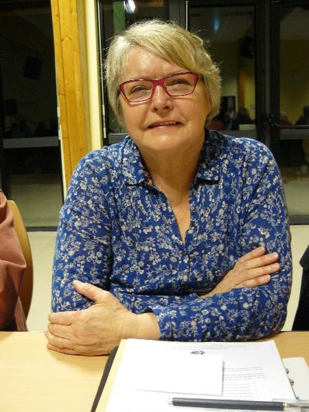 Danièle Cotigny Conseillère communautaire Maire de St-Samson
