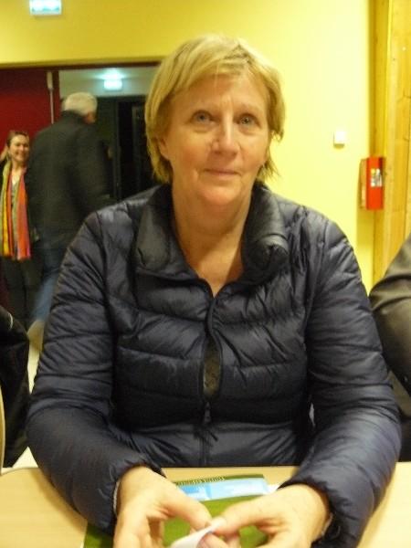 Danièle Garnier Conseillère communautaire Adjointe au maire de Dives-sur-Mer