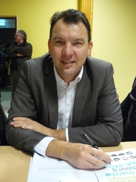 Guillaume Langlais Conseiller communautaire Conseiller municipal de Dives-sur-Mer