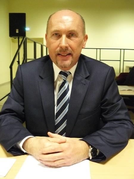 Jean-François Moisson 12ème vice-président de la communauté de communes en charge de l'instruction du droit des sols. Maire de Houlgate