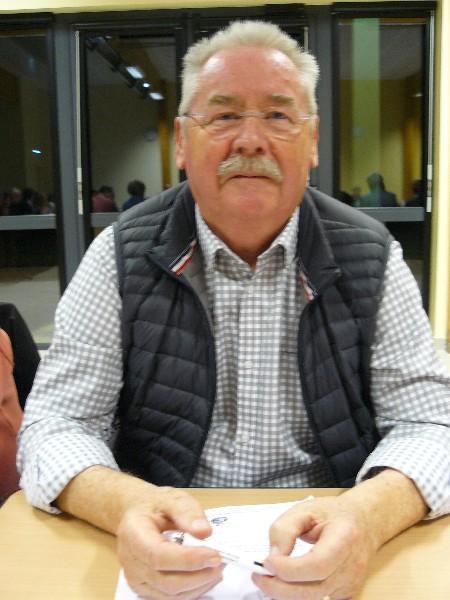 Jean-Louis Greffin Conseiller communautaire Maire de Sallenelles
