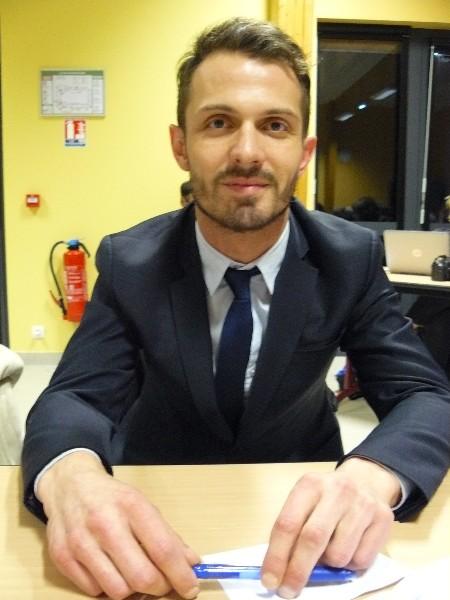 Julien Champain Conseiller communautaire Conseiller municipal de Cabourg