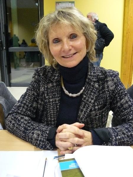 Marie-Louise Besson Conseillère communautaire Maire de Brucourt