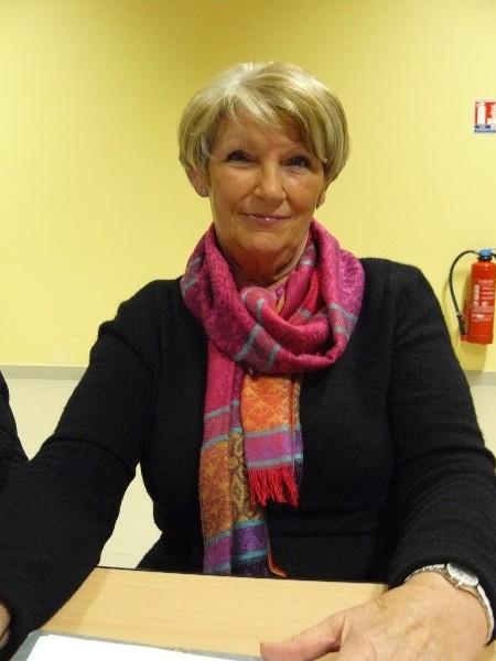 Monique Kica Conseillère communautaire Adjointe au maire de Dozulé