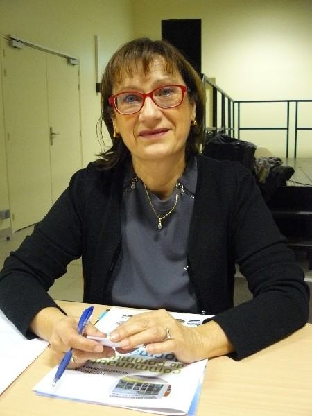 Nadine Hénault Conseillère communautaire Adjointe au maire de Houlgate