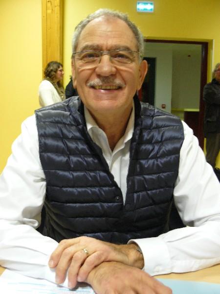 Pierre Mouraret, 1er vice-président de la communauté de communes en charge des finances, du budget. Maire de Dives-sur-Mer