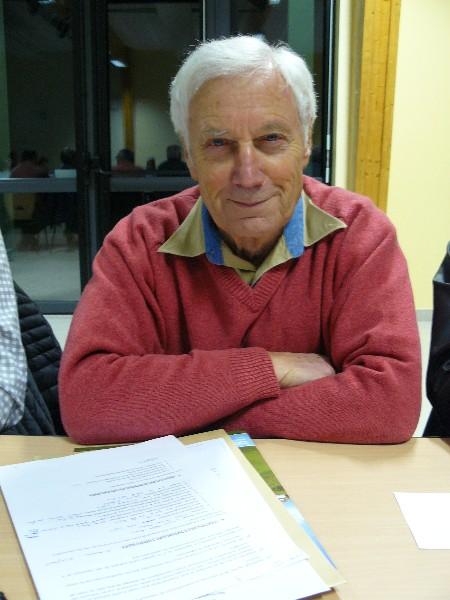 Roland Journet Conseiller communautaire Maire de Saint-Jouin