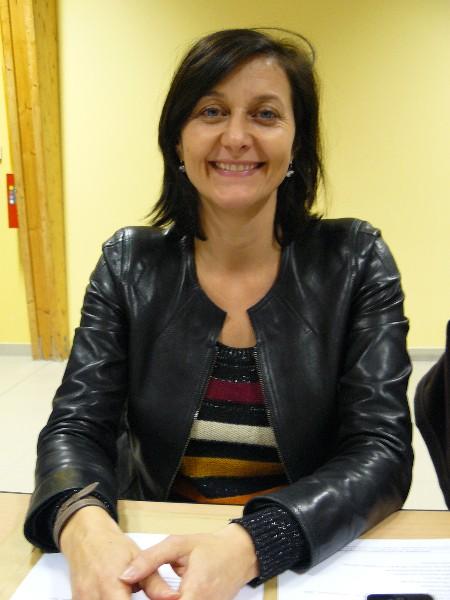Sophie Gaugain 3ème vice-présidente de la communauté de communes en charge du développement économique, zones d'activité, pôles d'excellence. Maire de Dozulé
