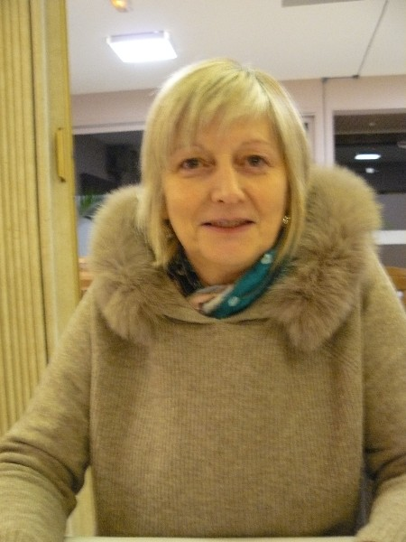 Sylvie Dupont Conseillère communautaire Adjointe au maire de Merville-Franceville