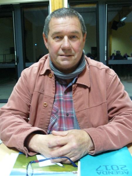 Thierry Cambon Conseiller communautaire Maire de St-Léger-Dubosq
