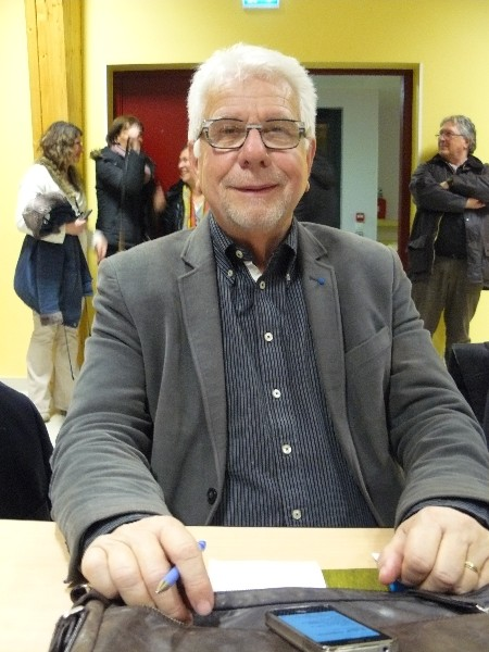 Alain Peyronnet Conseiller communautaire Adjoint au maire de Dives-sur-Mer