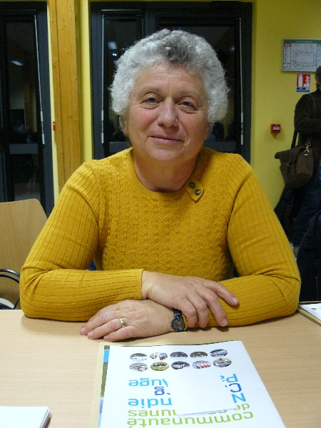 Annie Lelièvre Conseillère communautaire Conseillère municipale de Bavent