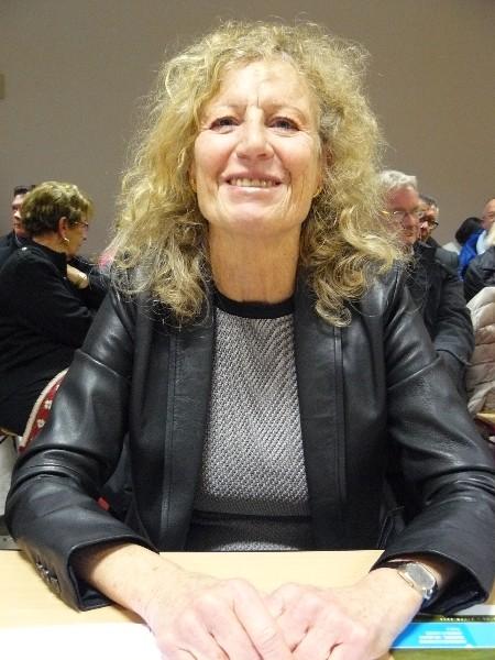 Christine Le Callonec Conseillère communautaire Adjointe au maire de Dives-sur-Mer