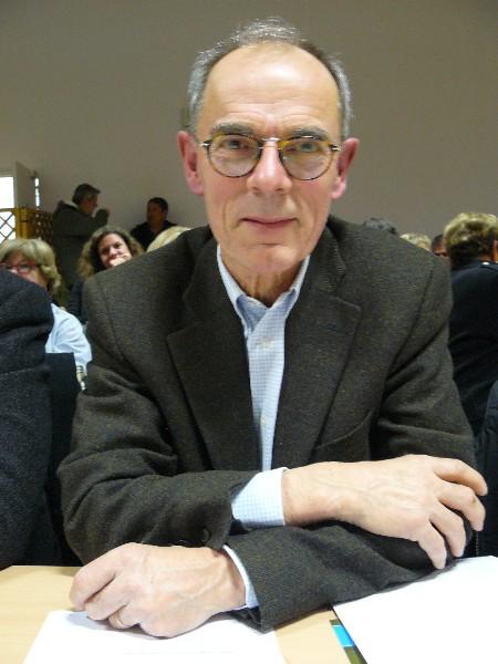 Didier Lecoeur Conseiller communautaire Maire de Cricqueville en Auge