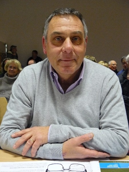 Gérard Martin Conseiller communautaire Adjoint au maire de Dives-sur-Mer