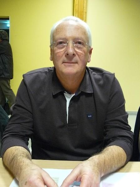 Gilles Romanet Conseiller communautaire Conseiller municipal de Dives-sur-Mer