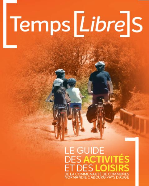 Le nouveau guide des activités et des loisirs 2021 – 2022